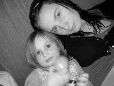ma princesse et moi <3