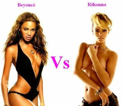 Beyoncé ou Rihanna: choisit ton clan !