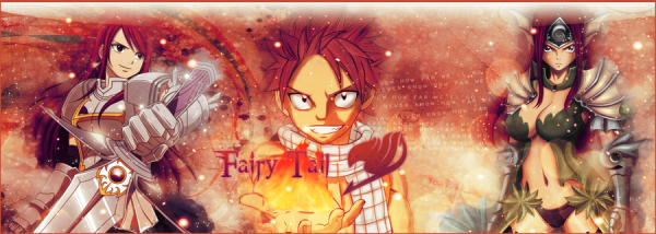 La guilde de Fairy Tail.