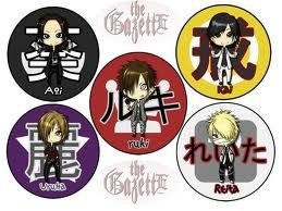 The gazette trop kawaiii
