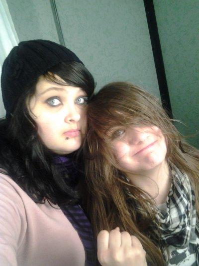Mélanie, et Moi  ;D (l)