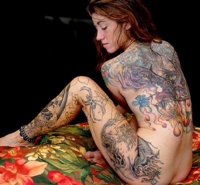 le tatoo c trop cool mai pa pour cert1 mai pour elle!!!!!!!!!!!!!!!!!