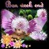 @Bon week end à toutes @