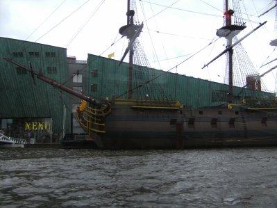 Photos d'Amsterdam, le 8 janvier 2011