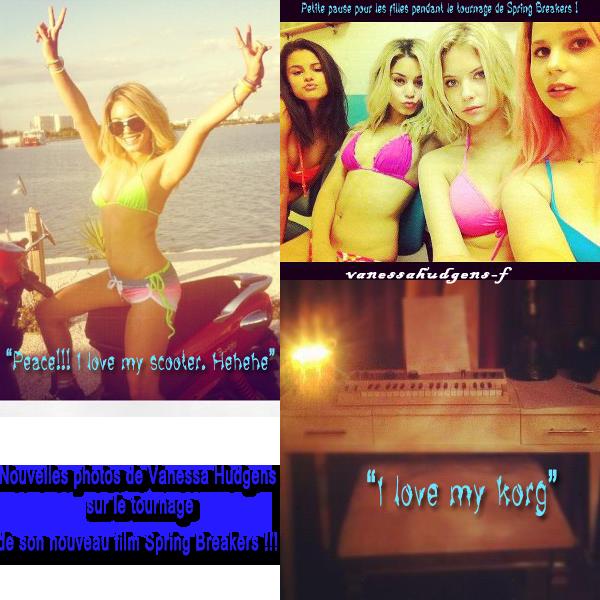 Ce 21-03-2012 Nouvelles photos de Vanessa Hudgens et ses copines !