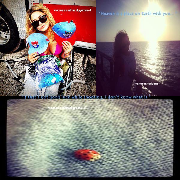 Nouvelles photos personnelles de Vanessa Hudgens!