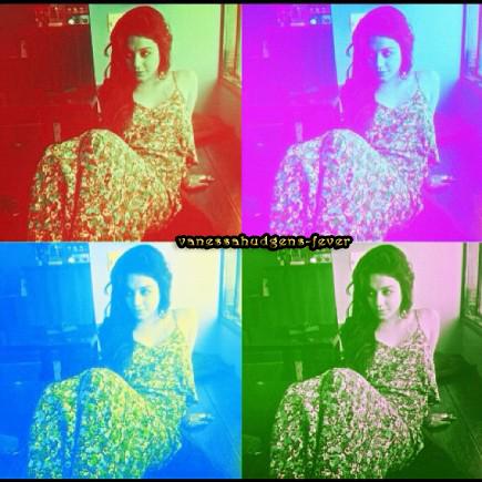 Ce Jeudi 03-05-2012   Vanessa Hudgens était à sa séance de Gym puis elle est sortie dans un ensemble noir Top ;)! +photoshoot by Stella :) TOP/BOF/FLOP?