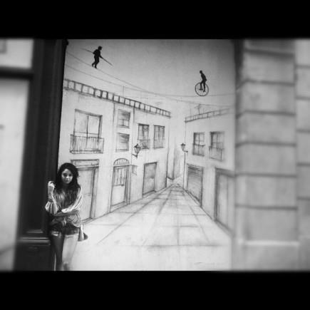 Vanessa Hudgens nous gratifie des images de barcelone :)