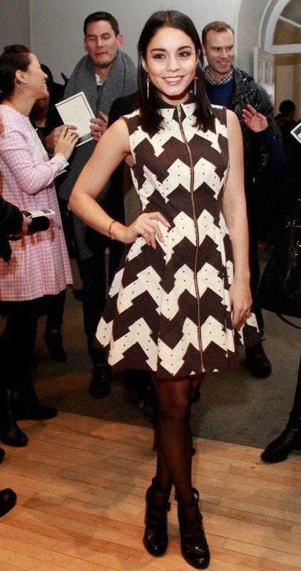09-02-2013 ::: MERCEDES-BENZ FASHION SHOW: CHLOE SEVIGNY