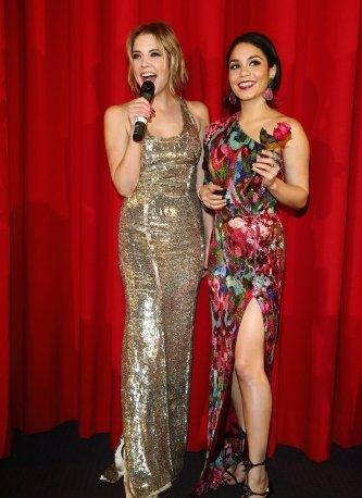 Vanessa Hudgens et le cast de Spring breakers à Berlin !!!