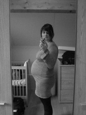 Ma 37è semaine de grossesse !