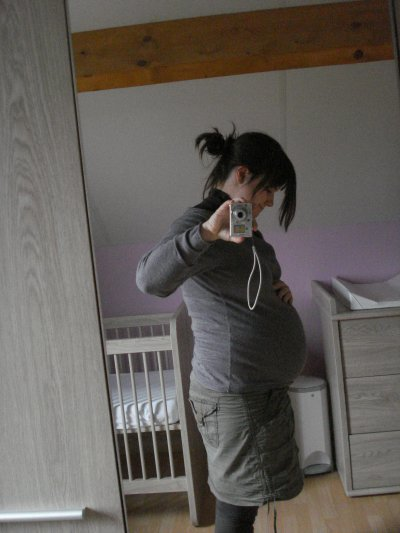 Ma 38è semaine de grossesse - la dernière???