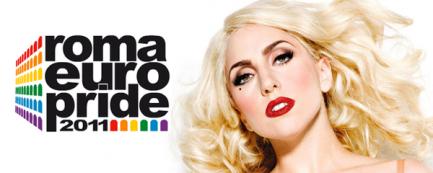 Lady Gaga - Live Roma Europride