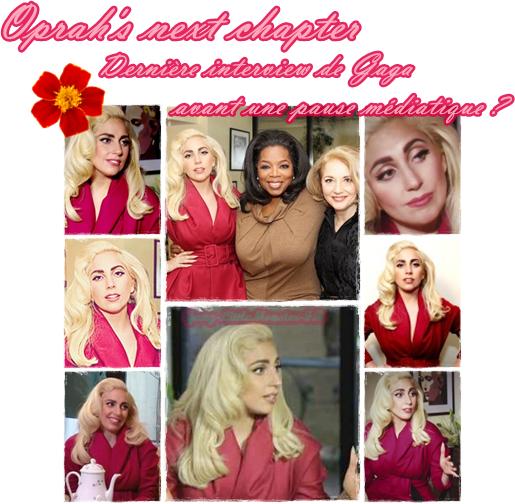 Lady Gaga - annonce une longue pause médiatique !