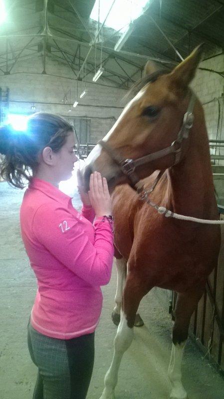 """""""La qualité d'un cheval se reconnaît au sourire de son cavalier lorsqu'il en descend."""""""