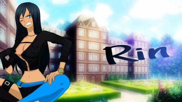 RP One Piece_  Rin