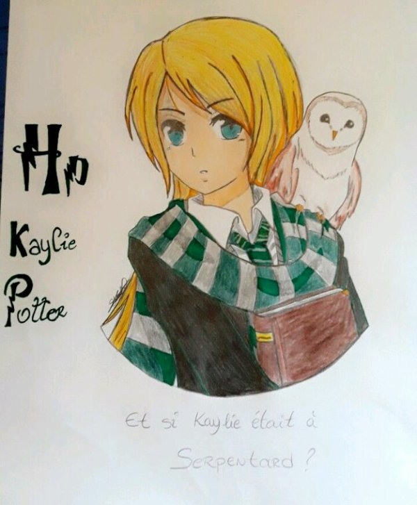 RPG Harry Potter_ Kaylie Potter