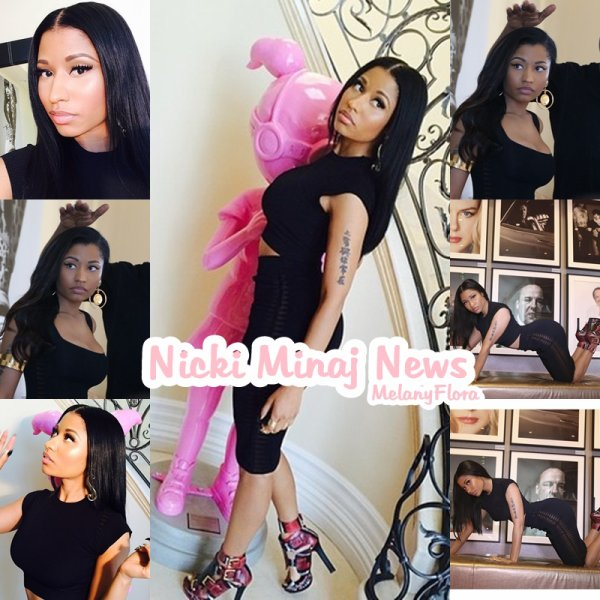 Nicki Minaj News