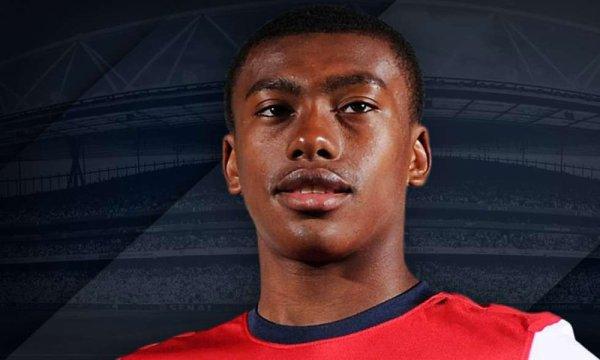 Alex Iwobi (Nigéria - Angleterre / Arsenal FC)