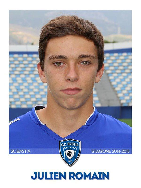 Julien Romain (France / SC Bastia)