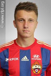 Aleksandr Golovin (Russie / CSKA Moscou)