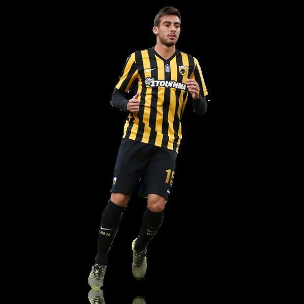 Stratos Varnas (Grèce / AEK Athènes)