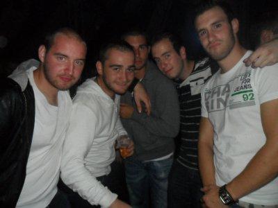 Bison, Moi, Jal, Geo & Timo
