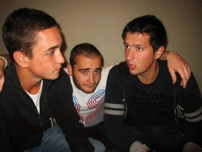 Alex, Moi & Jo