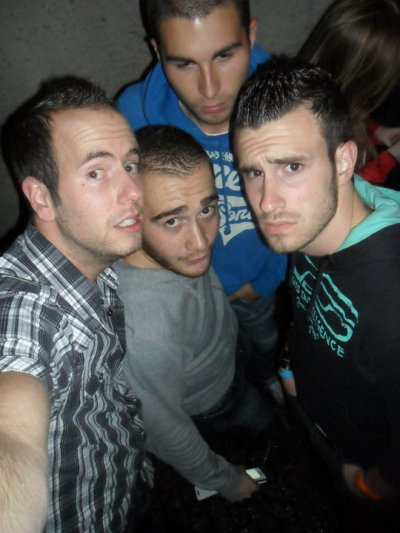 Geo, Moi, Jal & Timo