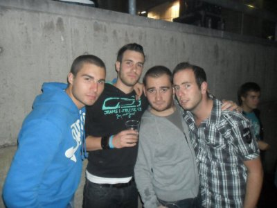 Jal, Timo, Moi & Geo