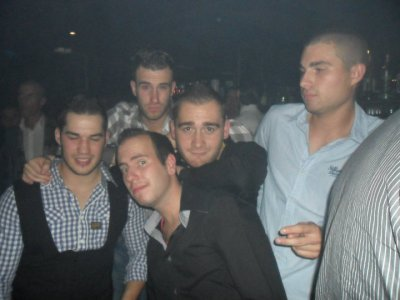 Miche, Geo, Timo, Moi & Jal