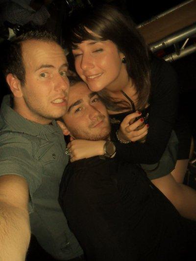 Geo, Moi & Christelle