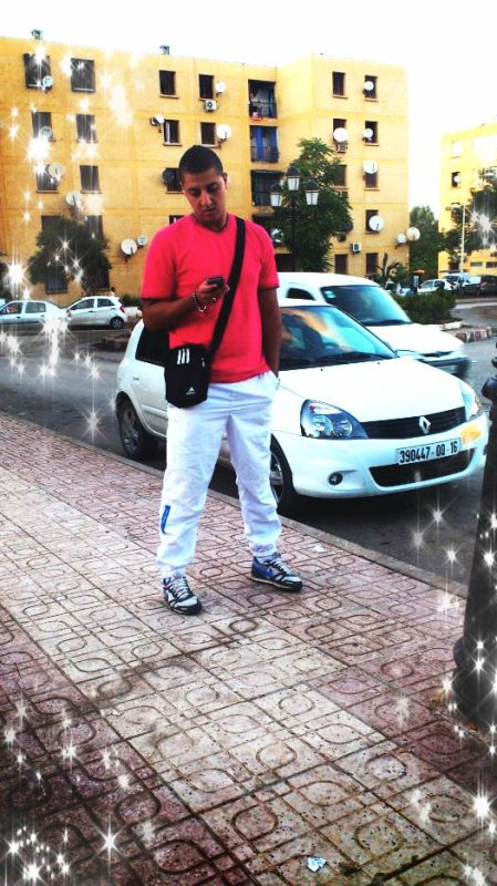 ♥  ** Je Suis Pas Un Rois De Beauté ...Mais Un Algérien De Qualité** ♥