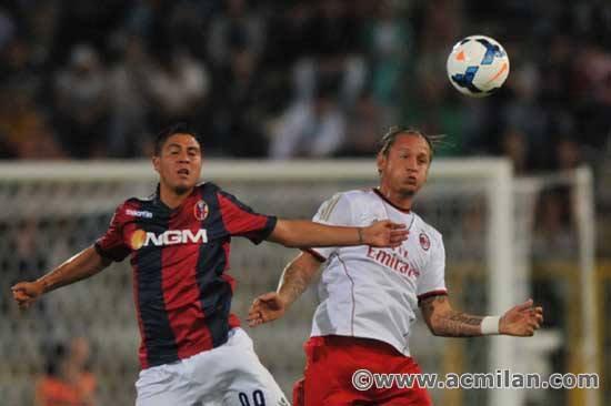 Bologna  3-3 Milan AC
