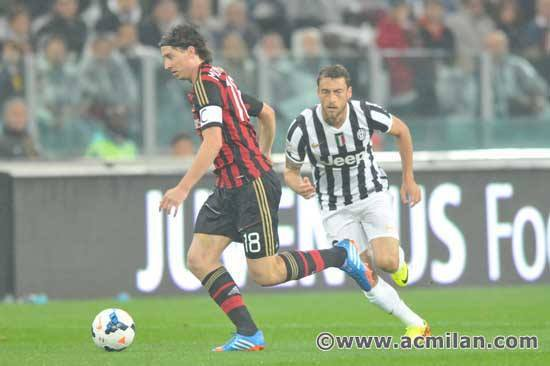 Juventus 3-2 Milan AC