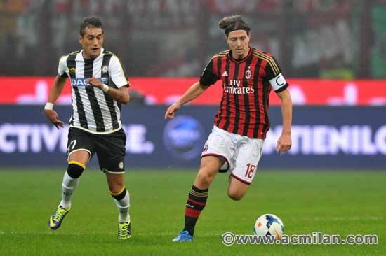 Milan AC 1-0 Udinese