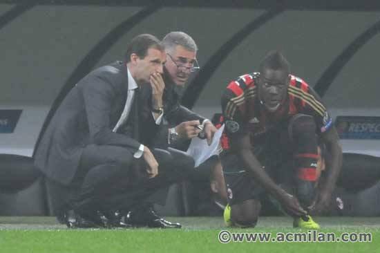 Milan AC 1-1 Barcelona