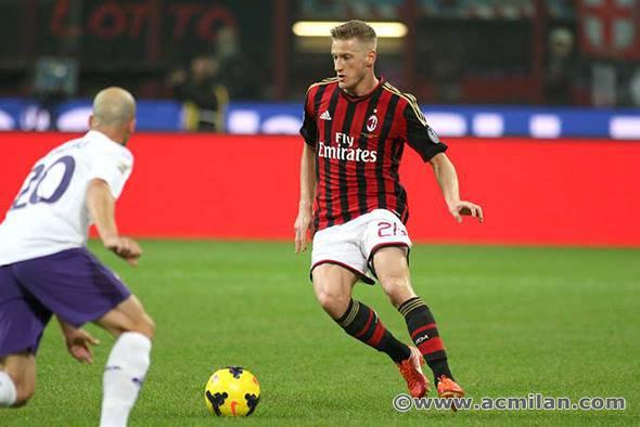 Milan AC 0-2 Fiorentina