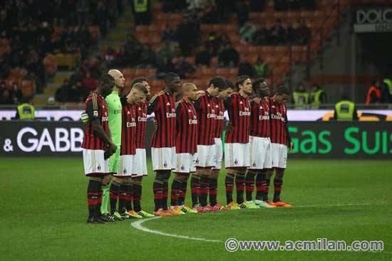 Milan AC 1-1 Genoa