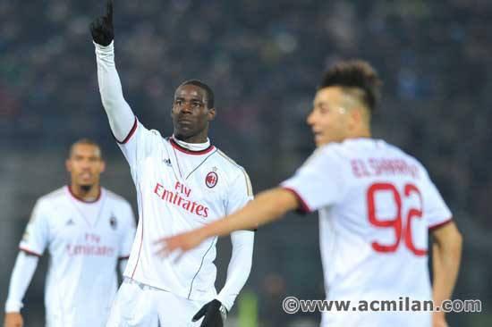 Livorno 2-2 Milan AC
