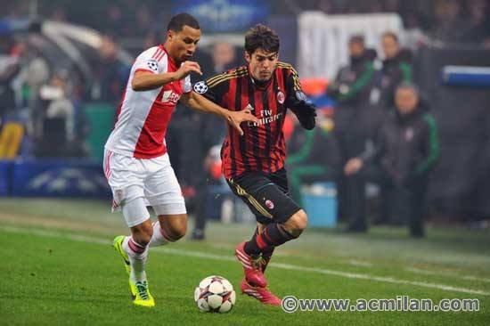 Milan AC 0-0 Ajax