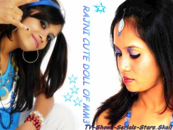 Rajni Cute Doll Of Maanada Mayilada 3