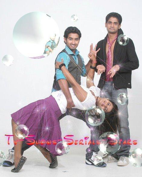 Aishwarya & Ranjith & Fayaz
