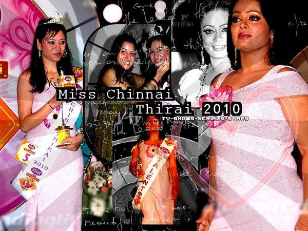 Miss Chinnai Thirai 2010