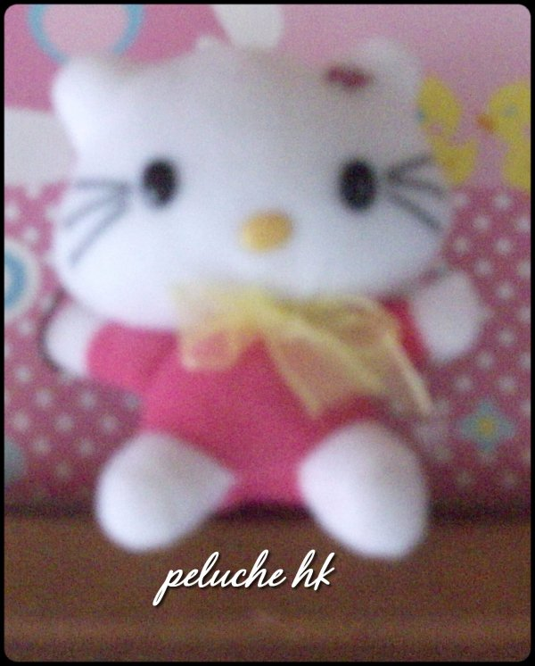 ma new peluche :D :)