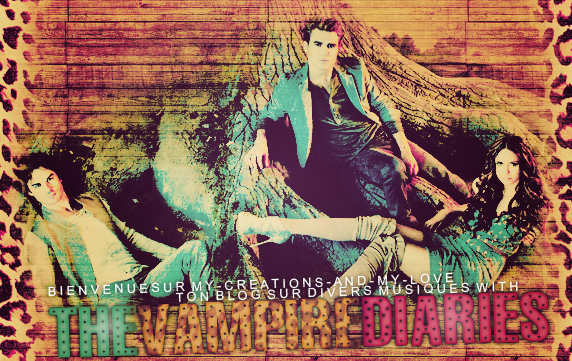 Welcome to My-Creations-And-My-Love With The Vampire Diaries