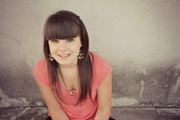 Il n'y a rien de plus trompeur qu'un sourire.. ♥