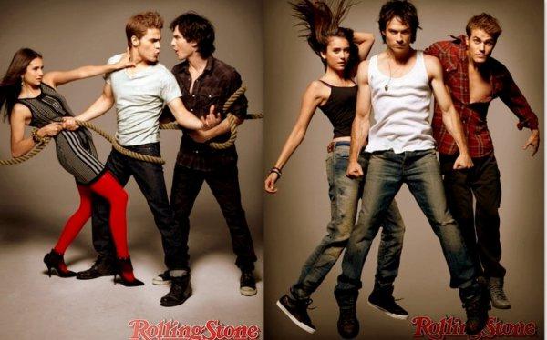 Nina, Paul, Ian... <3