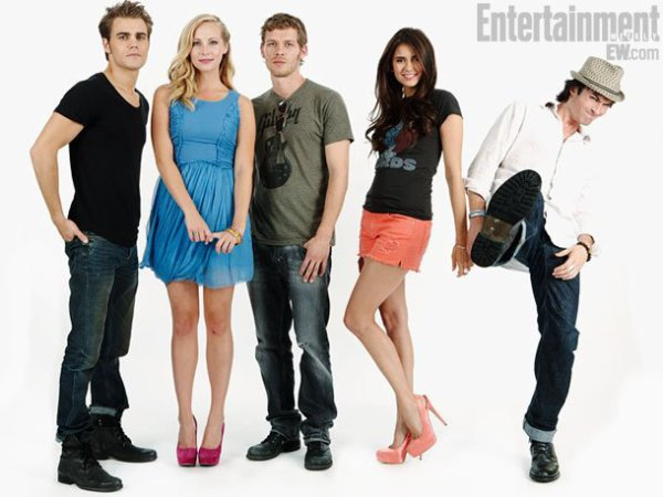 Cast de Vampire Diaries <3