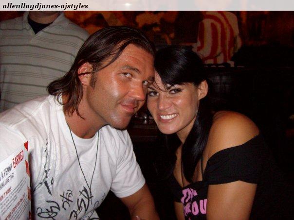 pix du couple kaz & traci